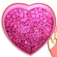 핑크빛사랑100송이
